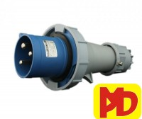 Ổ - Phích cắm công nghiệp Phích cắm kín nước IP67