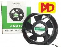 Quạt Công Nghiệp industrial fans Quạt hút tủ điện đồng Size 150x170 (Tròn)