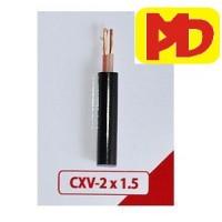 Dây Cáp Điện-Điện Trở Cáp điện lực hạ thế CXV-2x1.5