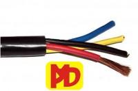 Dây Cáp Điện-Điện Trở Dây điện bọc nhựa VCmt - 4x0.75 - (4x24/0.2) - 300/500V