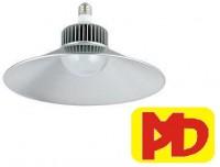 Đèn xưởng - đèn đường Chóa Công Nghiệp cao cấp đúc nguyên khối 100w