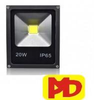 Đèn pha headlight Pha led  20w (Trắng - Vàng) loại   1