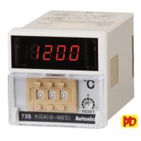 Đồng hồ điều khiển Điều khiển nhiệt độ T3S