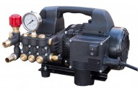 Động cơ điện Electric motors MÁY BƠM NƯỚC CAO ÁP 3HP
