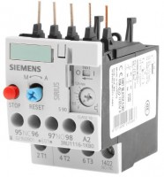 relay nhiêt - over load RELAY 3RU1116-1KB0 SEIMENS