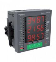Đồng hồ Cos Phi - Hz ĐỒNG HÒ ĐIỀU KHIỂN COS PHI ĐA NĂNG SCHNEIDER PM2100
