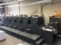 Máy trước in & sau in máy in offset 6 màu Heidelberg SM-74-6-P2