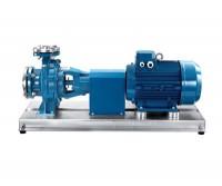 Động cơ điện Electric motors máy bơm nước cầu trục thẳng
