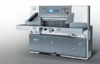 Máy trước in & sau in máy xén giấy khổ 720p