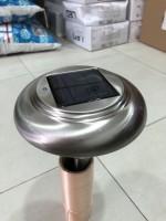 Điện d-dụng Ổ Quay CN đèn led năng lượng mặt trời sân vườn