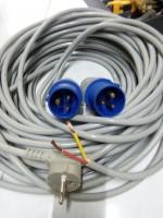 Cáp điều khiển-LẬP TRÌNH CÁP NGUỒN ZIN XỊN ĐẦU NHỰA ĐÚT PVC 30M