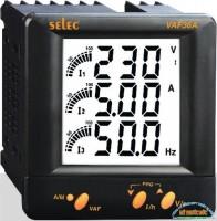 Đồng hồ Cos Phi - Hz đồng hồ đa năng